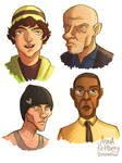 Some more Breaking Bad