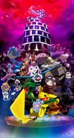 Pokemon Mystery Dungeon | fanart by raexenos