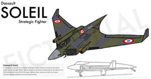 Dassault Soleil Flying Wing