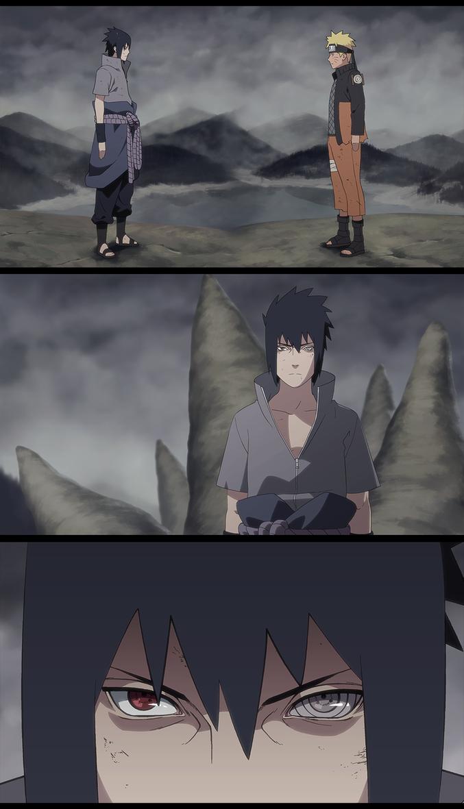 Naruto Vs Sasuke by Poch0010
