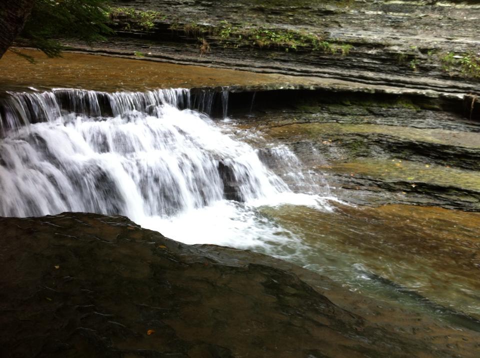 Waterfall by Spritezy