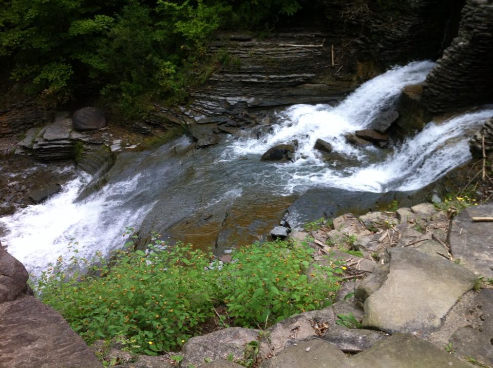 Waterfall 2 by Spritezy