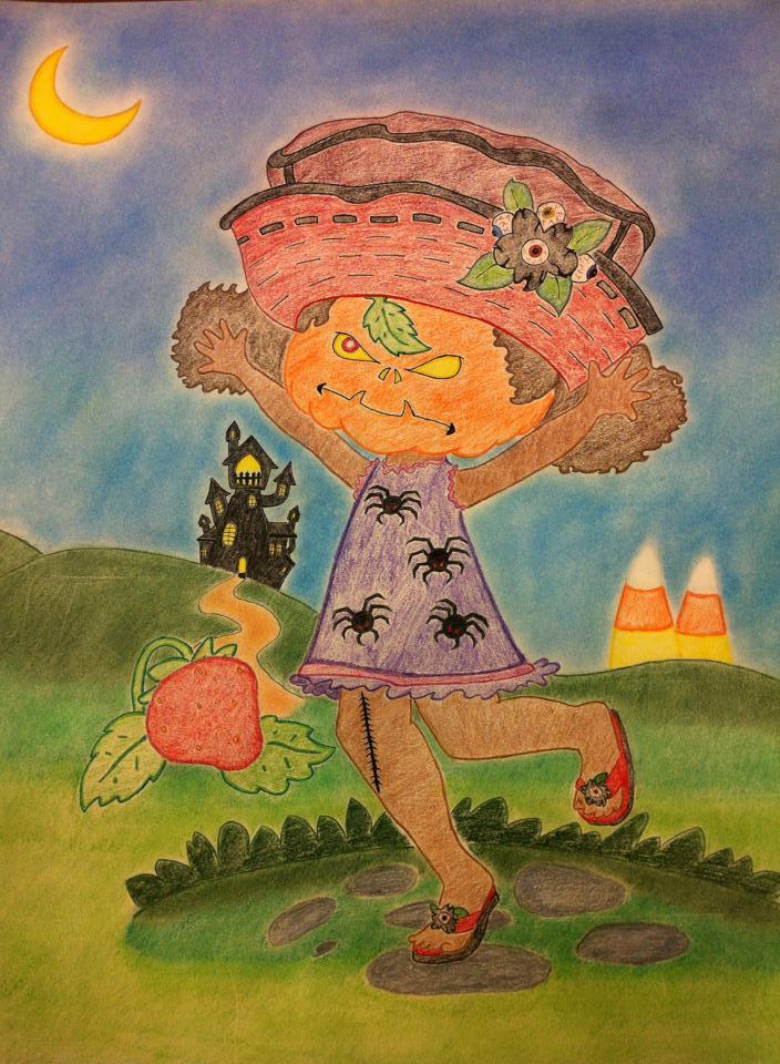 Demonic Orange Blossom by Spritezy