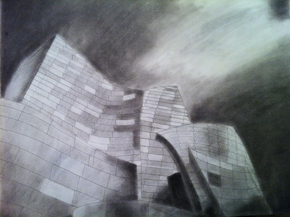 Architecture piece by Spritezy