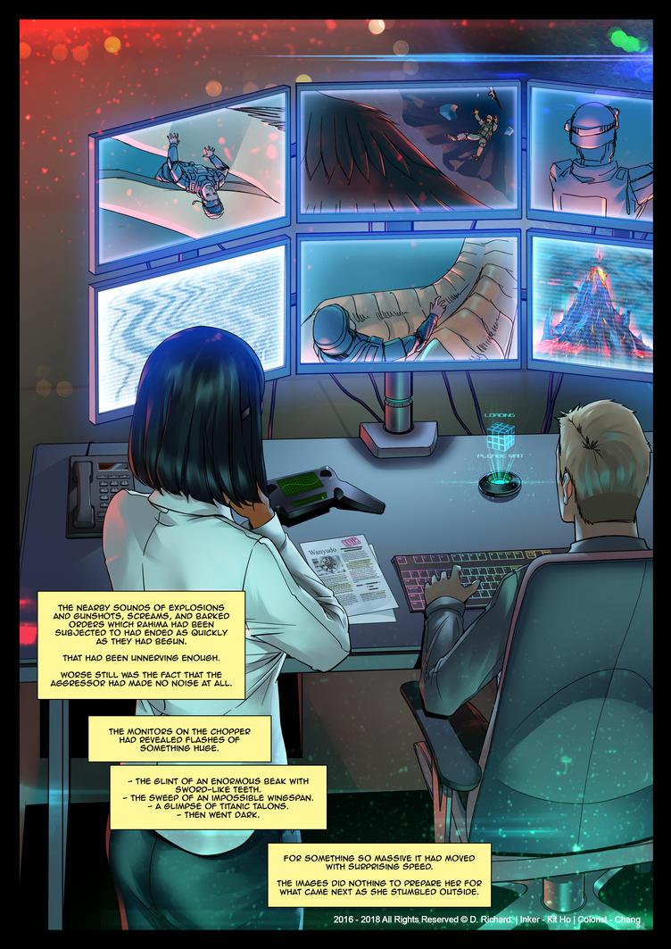 Age of Yokai - New Page by dannyrichardwriter