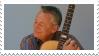 Tommy Emmanuel Stamp by Funny-arts