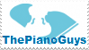 ThePianoGuys Stamp by Funny-arts