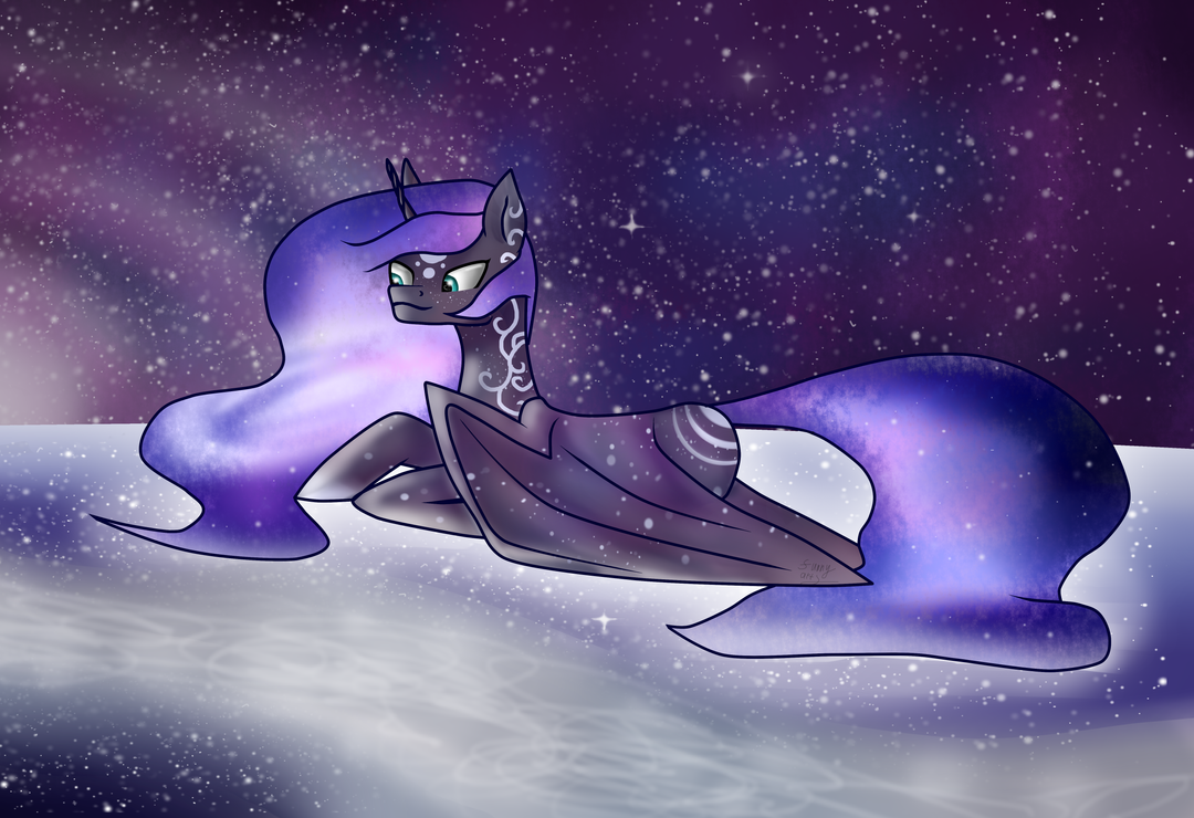 Contest Entry: Home Of The Night by Funny-arts
