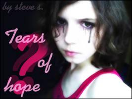 Tears of hope?
