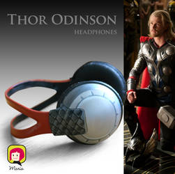 Thor Headphones by RidaChan