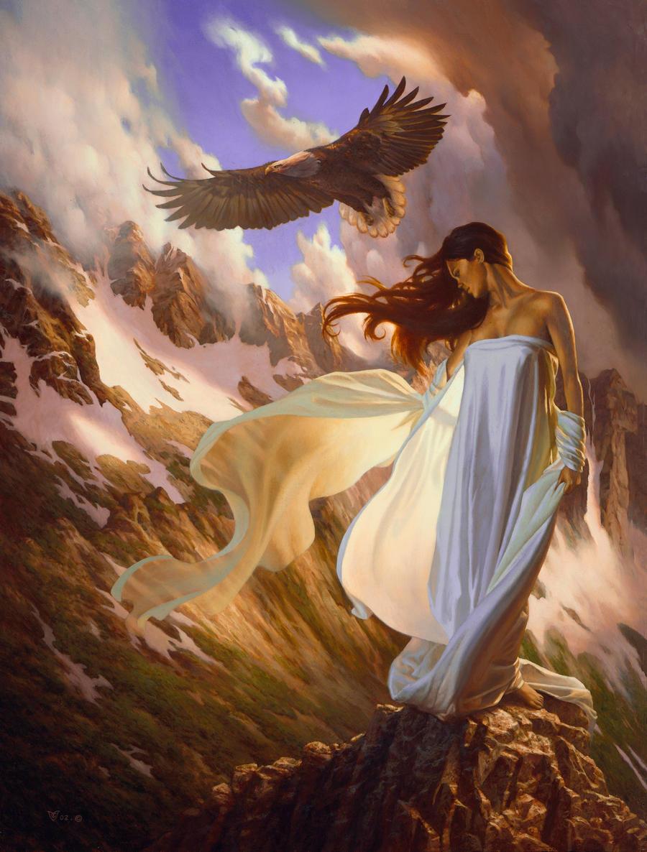 Spirit Rising by chvacher