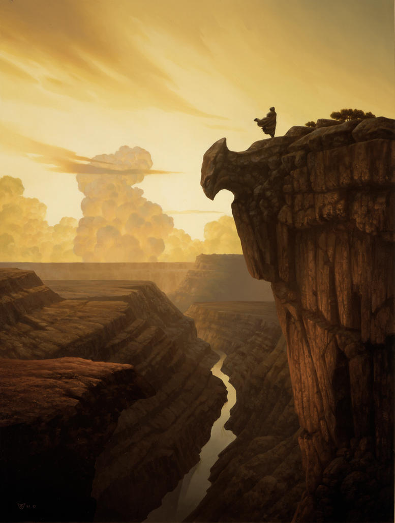 The Canyon by chvacher