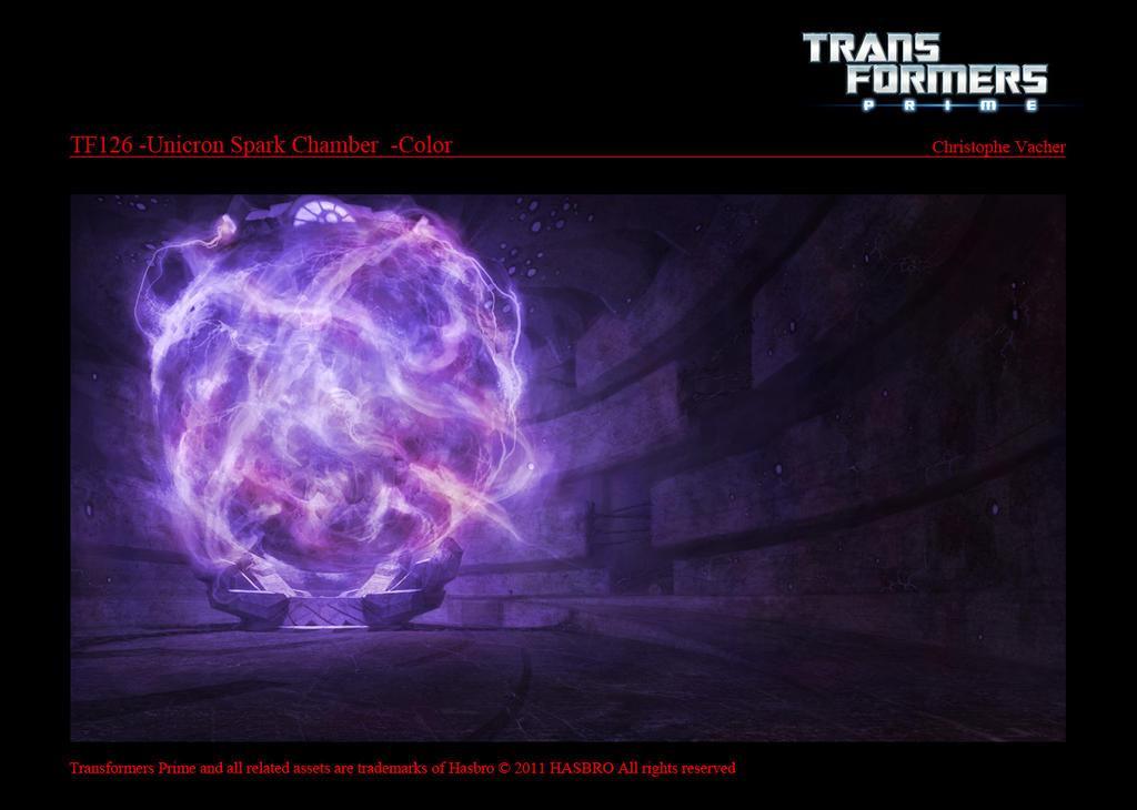 Transformers Prime Season 1 by chvacher