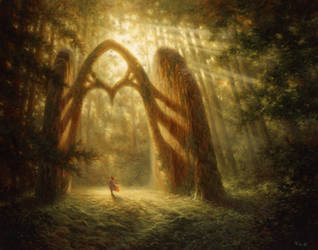 The Gate by chvacher
