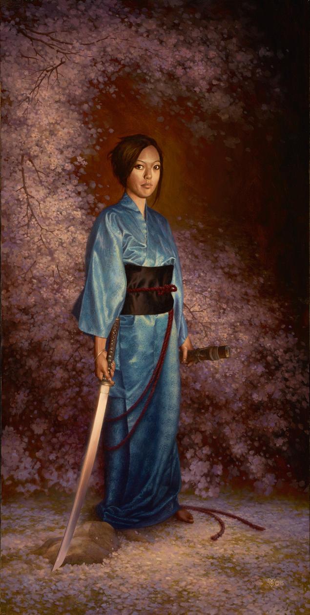 The BlueKimono by chvacher