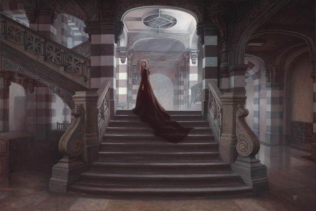 Moonlight Ghost by chvacher
