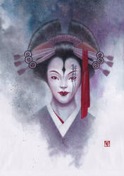 Kabuki - The White Widow