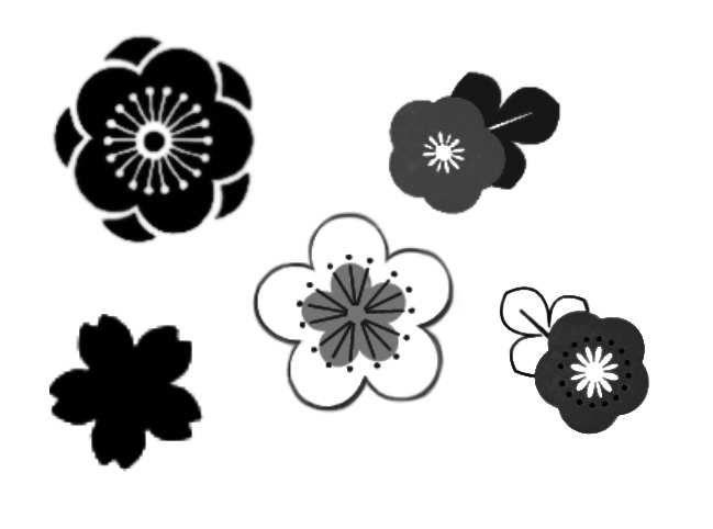 Sakura Blossoms Tattoo 2 by Nuying