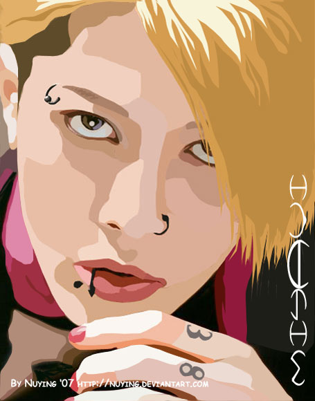 Miyavi by Nuying