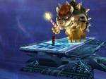 Brawl Snapshot: 3D Paper Mario