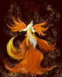Delphox- rise of fire