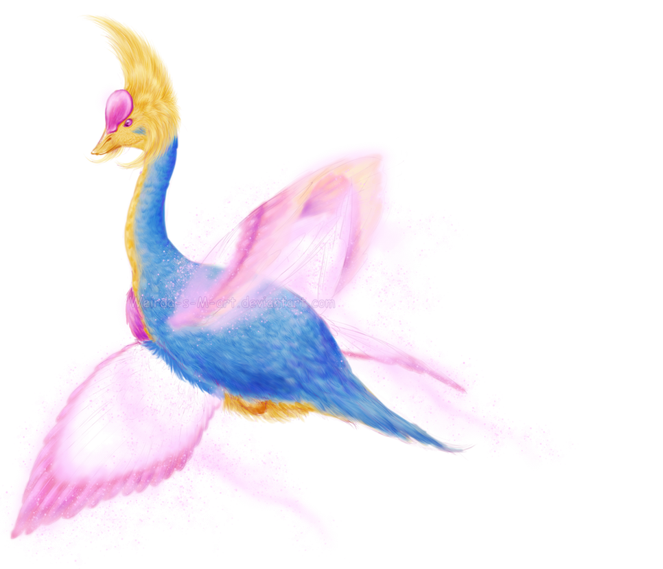Cresselia for collab by Weirda-s-M-art