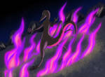 Salazzle in a circle EDIT
