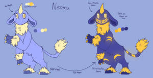 Neoma Charater ref
