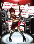 Scarlet The Rocker