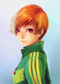 Chie Speed Paint