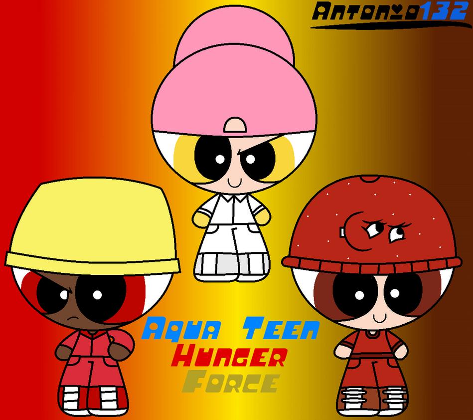Aqua Force Hunger Teen Terrorismus