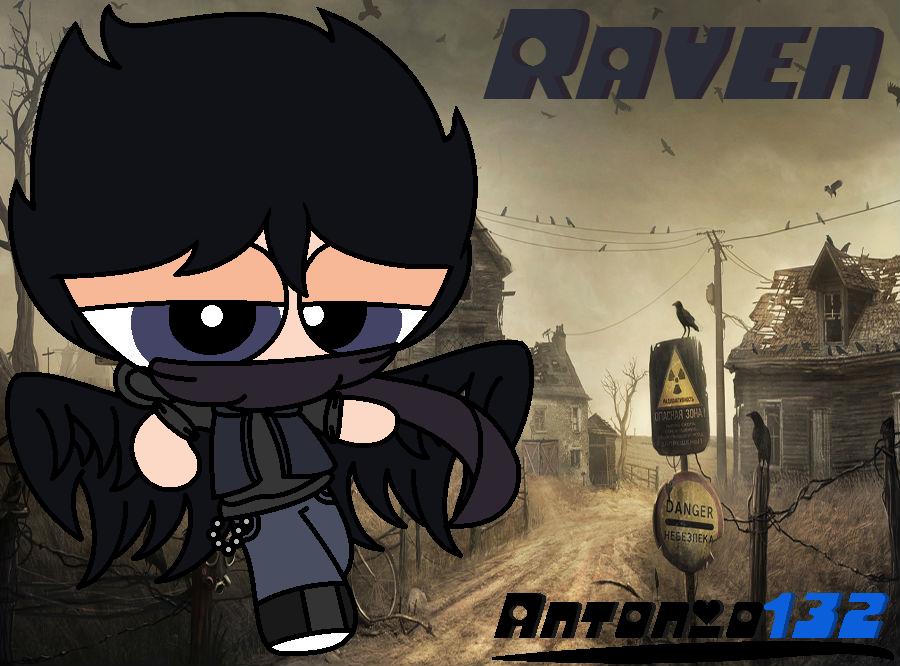 Raven by Antonio132