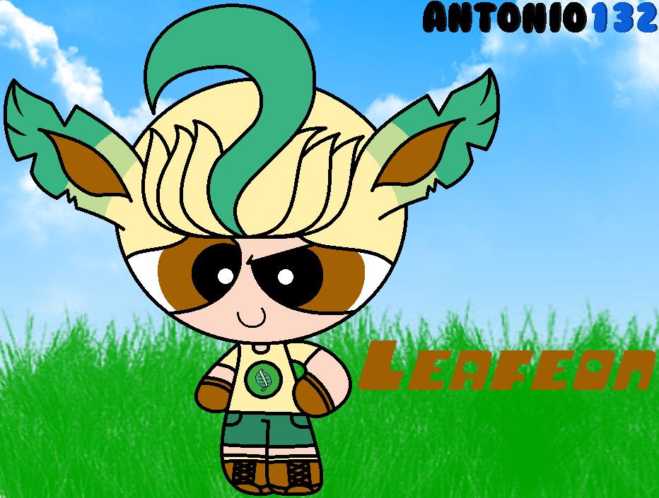 Leafeon by Antonio132