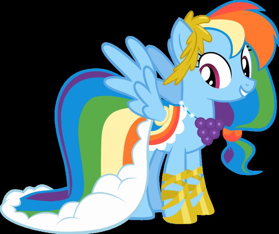 rainbow dash gala dress - photo #6