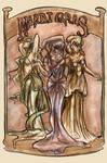 Mardi Gras: the Triad