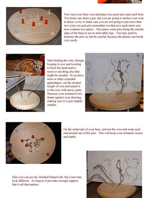 Maquette Sculpting Tutorial by GoblinQueeen