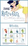 2006 Retro Girl Calendar