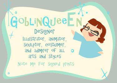 GoblinQueeen's Profile Picture