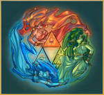 The Balance of Hyrule by GoblinQueeen