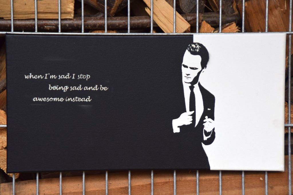 Barney Stinson by Bolnasa