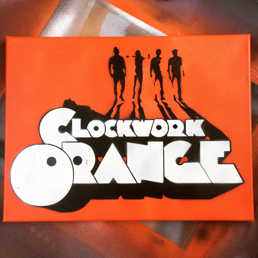 Clockwork Orange by Bolnasa