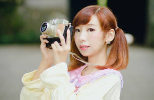 Camera girl - miyoko