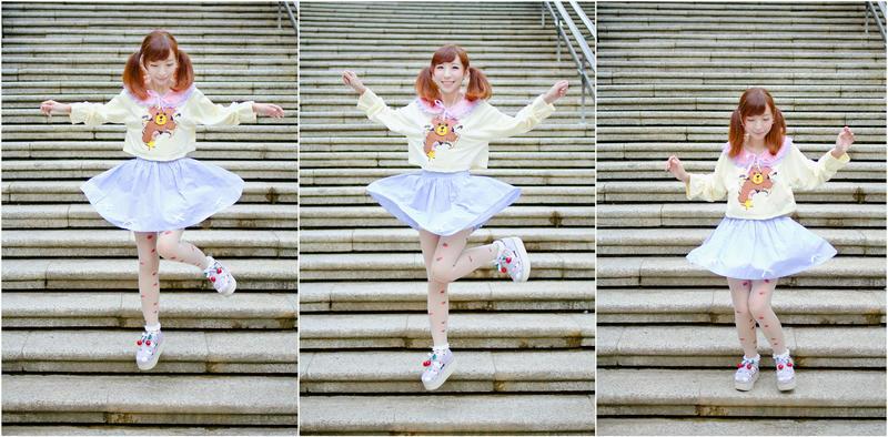 Take a leap - miyoko by Naxhis