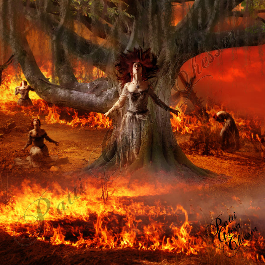 Death of the Dryads by PChesser