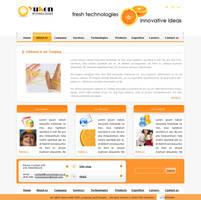 web layout for YUKON by riyaz7cp