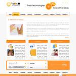 web layout for YUKON