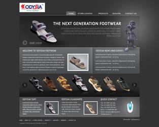 odyssia footwear by riyaz7cp