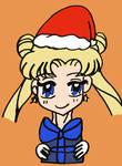 Sailor moon xmas