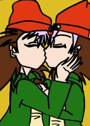 YGOTAS-Rex and Rachel