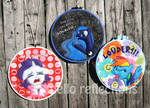 MLP Embroidery Hoops
